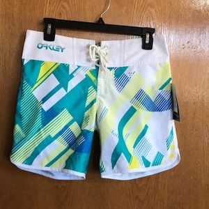 Oakley women's board shorts